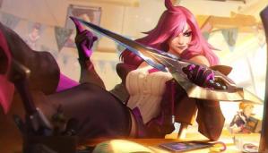 Riot Games公司对好玩的竞技游戏的新定义 英雄联盟LOL对于电子竞技的意义